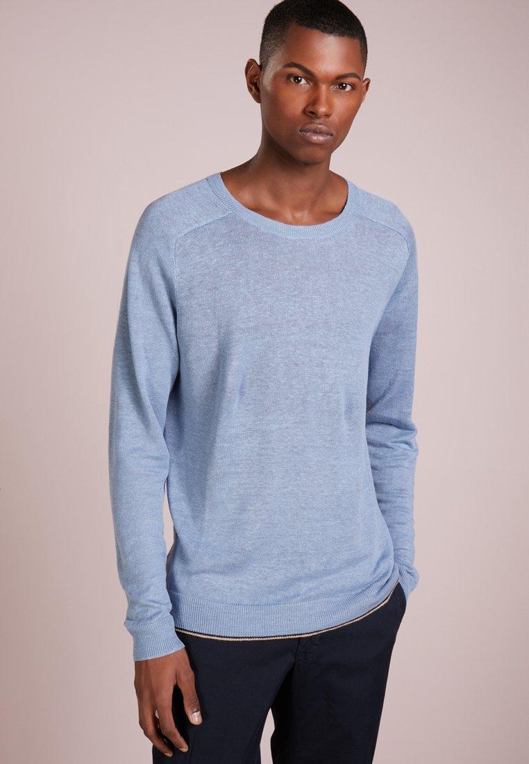 Essentiel Antwerp - KNEWEST - Stickad tröja - blue