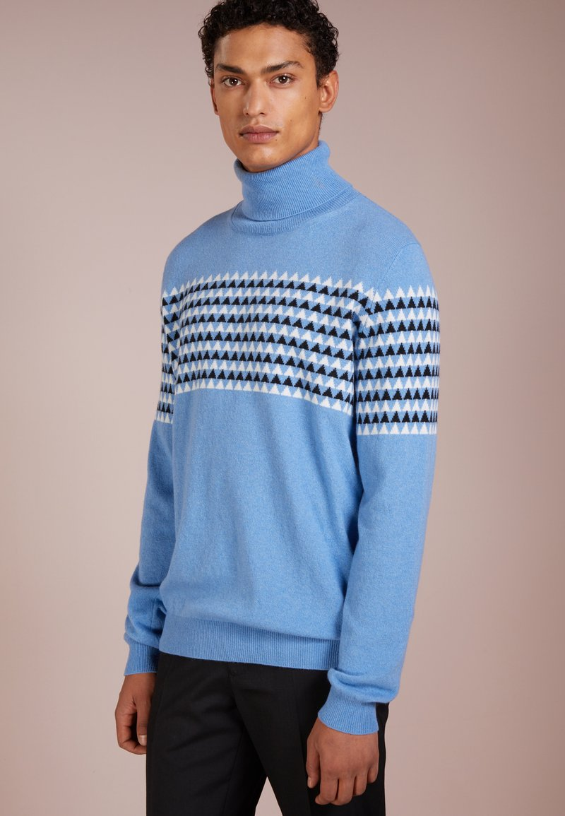 Essentiel Antwerp - LONDON - Strikpullover /Striktrøjer - blue