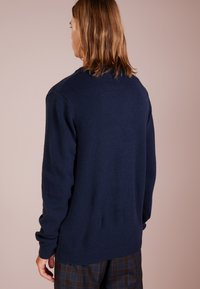 Essentiel Antwerp - LYRICS - Strikpullover /Striktrøjer - dark blue - 2