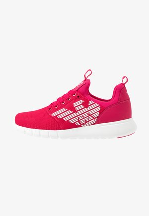 SIMPLE RACER - Trainers - bright rose