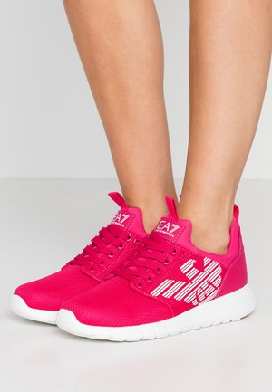 SIMPLE RACER - Sneaker low - bright rose