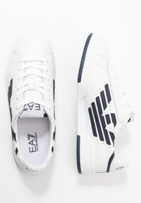 EA7 Emporio Armani - MILLENIUM - Sneakers laag - white - 3