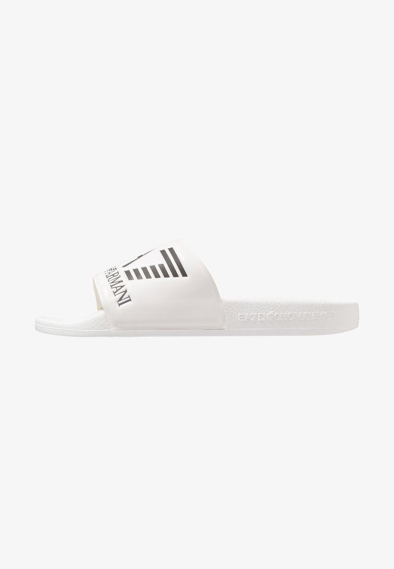 EA7 Emporio Armani - Pantolette flach - white