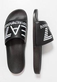 EA7 Emporio Armani - Pantofle - black - 1