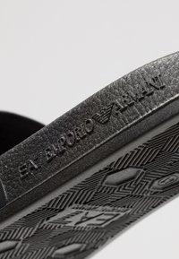 EA7 Emporio Armani - Pantofle - black - 5