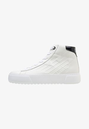 TOP - Sneakersy wysokie - white