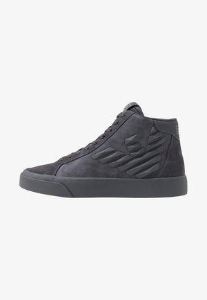 Höga sneakers - asphalt
