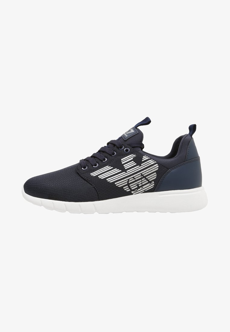 EA7 Emporio Armani - LACE UP  - Trainers - navy