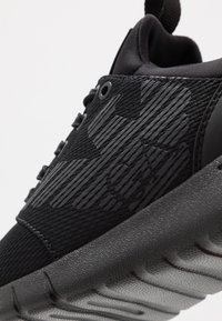 EA7 Emporio Armani - LACE UP  - Trainers - triple black - 5