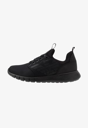 LACE UP  - Sneaker low - triple black