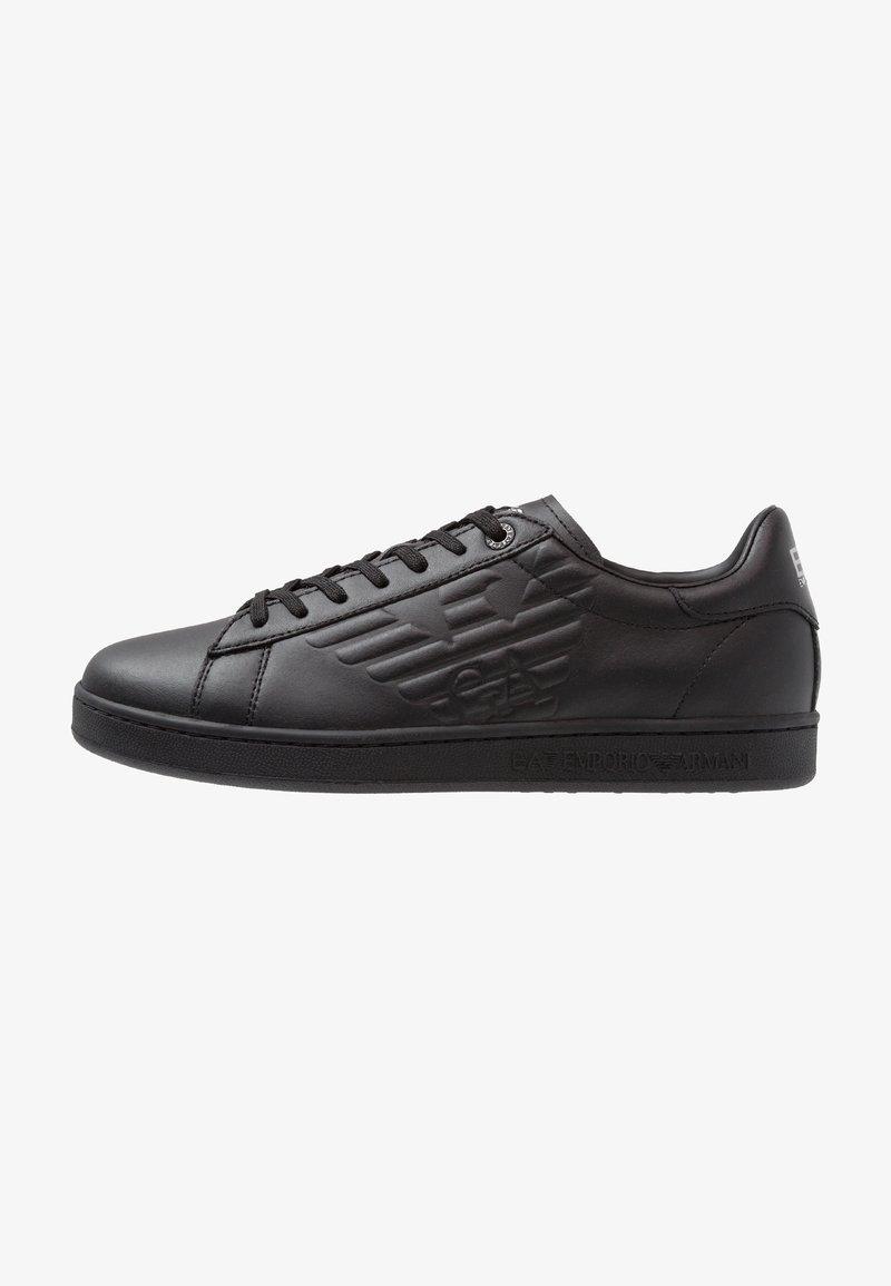 EA7 Emporio Armani - Sneakersy niskie - triple black