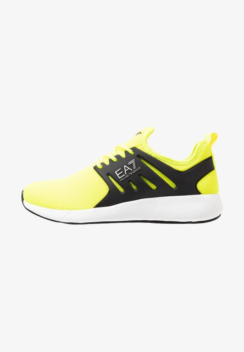 EA7 Emporio Armani - Sneaker low - yellow fluo