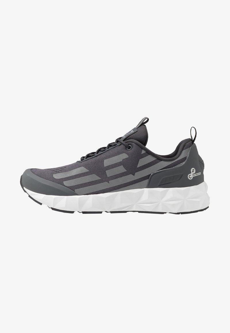 EA7 Emporio Armani - Sneaker low - asphalt/silver