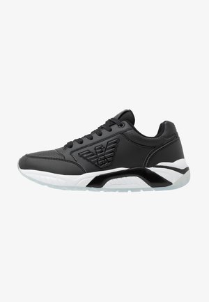 Trainers - black solid