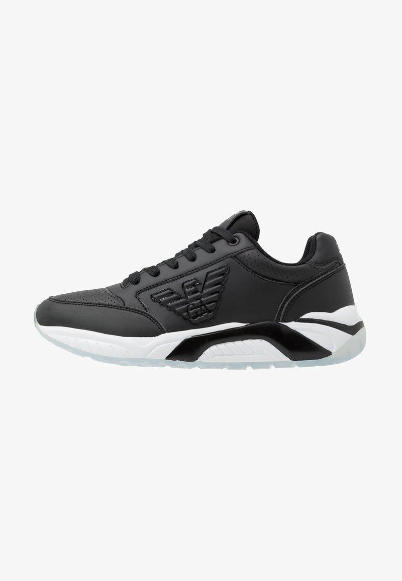 EA7 Emporio Armani - Sneakersy niskie - black solid