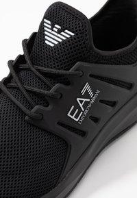 EA7 Emporio Armani - Trainers - triple black - 5