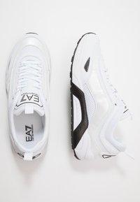 EA7 Emporio Armani - Baskets basses - white - 1