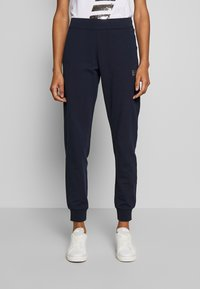 EA7 Emporio Armani - TROUSER - Trainingsbroek - navy - 0