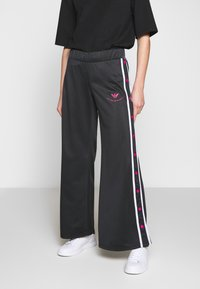 EA7 Emporio Armani - TROUSER - Trainingsbroek - black - 0