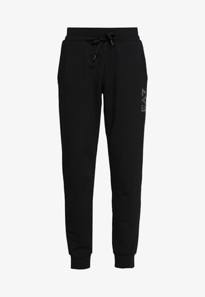 TROUSER - Spodnie treningowe - black/grey