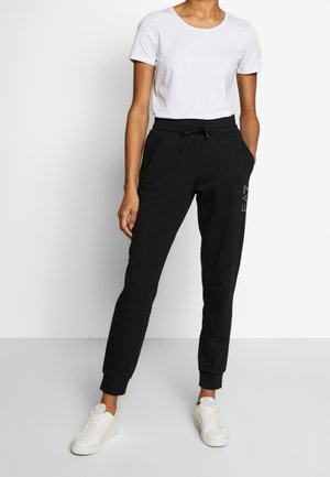 TROUSER - Pantalon de survêtement - black/grey