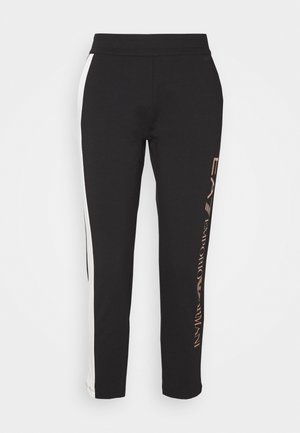 TROUSER - Tracksuit bottoms - black