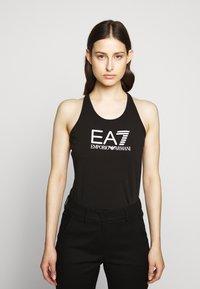 EA7 Emporio Armani - TANK - Top - black/white - 0