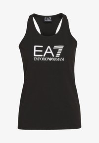 EA7 Emporio Armani - TANK - Top - black/white - 5