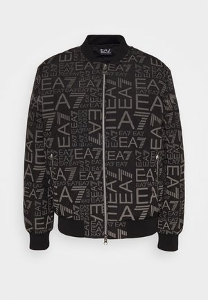 BOMBER JACKET - Bomberjacks - black