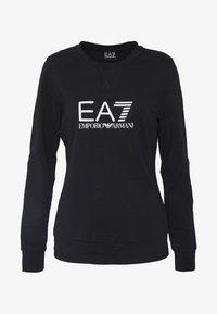 EA7 Emporio Armani - Sweatshirt - black/white - 4
