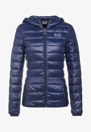 Down jacket - navy blue