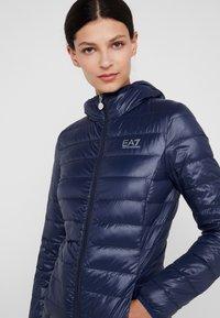 EA7 Emporio Armani - Down jacket - navy blue - 4