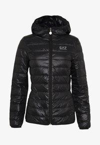 EA7 Emporio Armani - Gewatteerde jas - black - 4