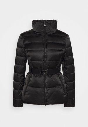 BOMBER JACKET - Winter jacket - black