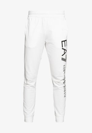 PANTALONI - Trainingsbroek - white