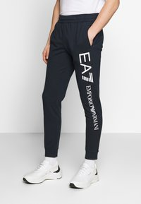 EA7 Emporio Armani - PANTALONI - Trainingsbroek - night blue - 0