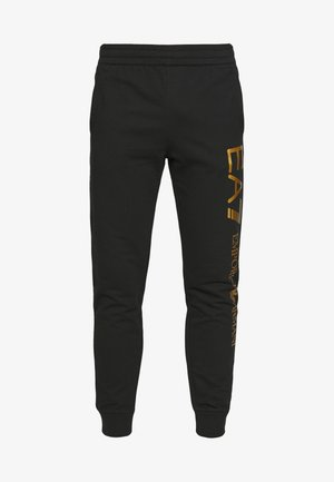 PANTALONI - Tracksuit bottoms - black