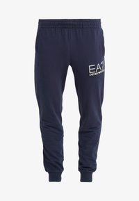 EA7 Emporio Armani - TROUSER - Spodnie treningowe - blue - 3