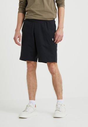 BERMUDA - Pantalones deportivos - black