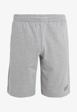 BERMUDA - Pantalon de survêtement - light grey melange