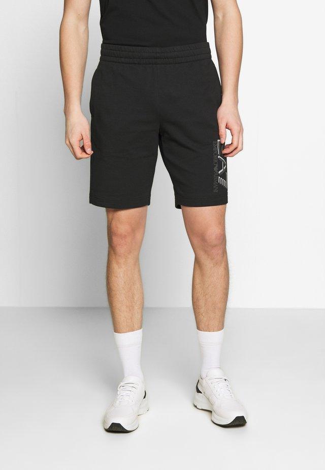 BERMUDA - Træningsbukser - black