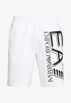 BERMUDA - Teplákové kalhoty - white