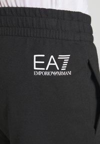 EA7 Emporio Armani - BERMUDA - Pantalon de survêtement - black - 3