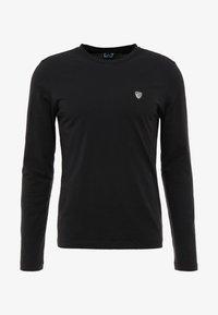EA7 Emporio Armani - Camiseta de manga larga - black - 3