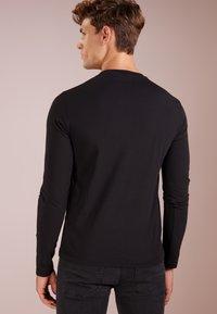 EA7 Emporio Armani - Camiseta de manga larga - black - 2