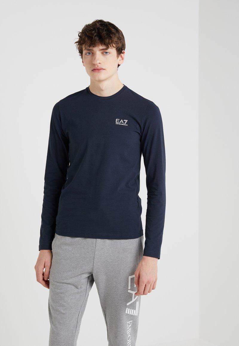 EA7 Emporio Armani - Camiseta de manga larga - dark blue