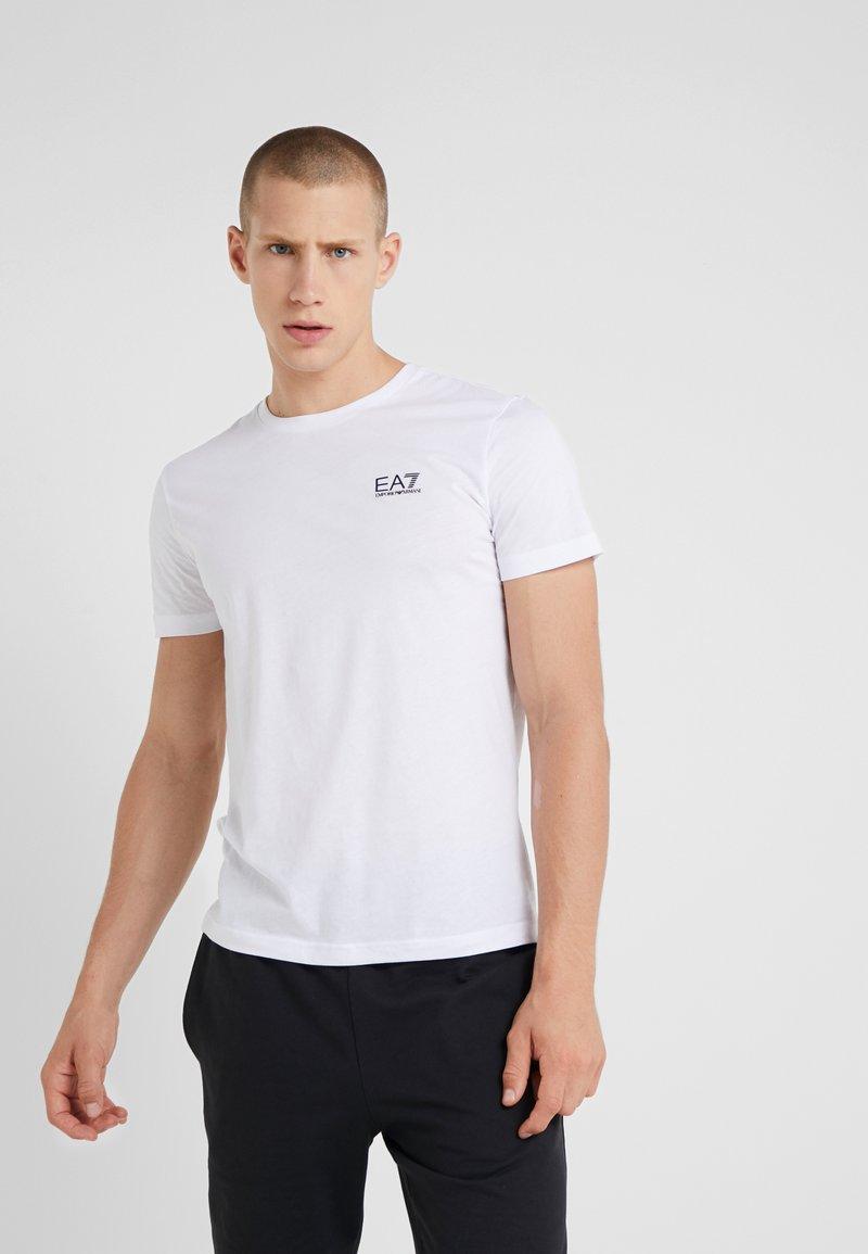 EA7 Emporio Armani - T-shirt basic - white
