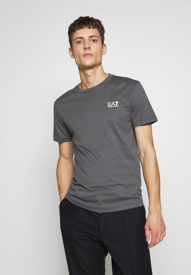 T-shirt basic - iron gate