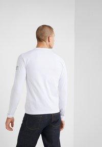 EA7 Emporio Armani - Pitkähihainen paita - white - 2