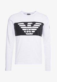 EA7 Emporio Armani - Pitkähihainen paita - white - 3